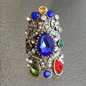 Gorgeous boho ring!! Size-8